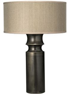 Tower Lamp Gun Metal - Jamie Young