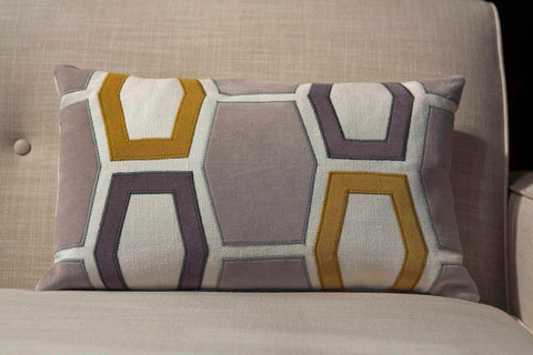 "Bettsy Pillow 12"" - V Rugs and Home"