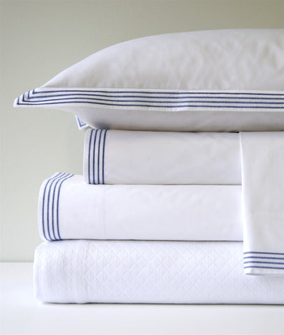 Winston King Sheet Set 4 Stitch - Legacy Linens