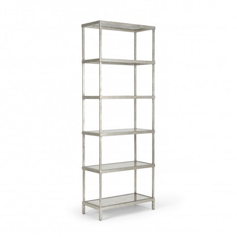 Silver Etagere - Chelsea House
