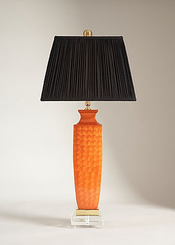 Selma Enamel Table Lamp - Chelsea House