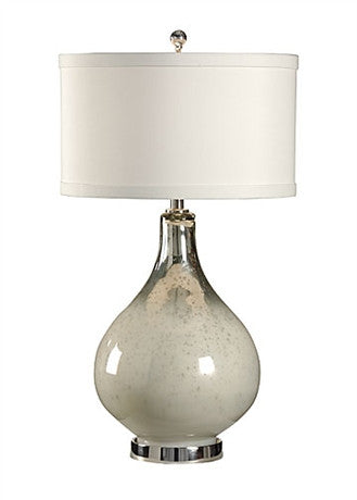 Milky Bottle Lamp - Wildwood Lamps & Accents