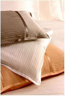 Chiffon Pleated Pillow Cover - Kumi Kookoon