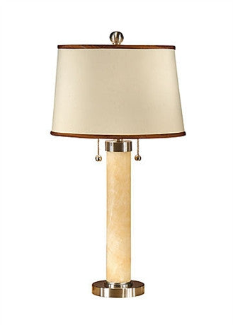 Marble Column Lamp - Wildwood Lamps & Accents
