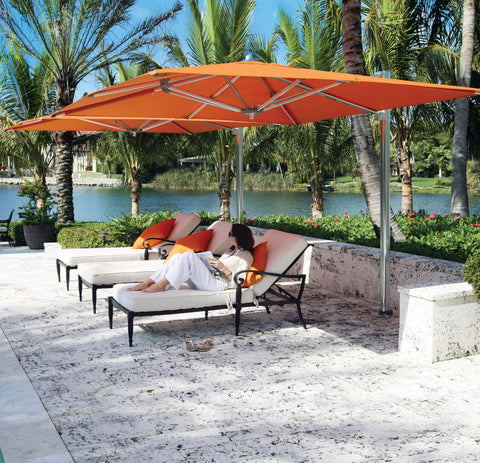 Ocean Master MAX Single Cantilever Umbrella - TUUCI