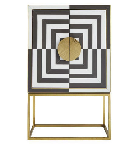 Op Art Bar - Jonathan Adler