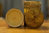 Ocean Jar Candle Sandlewood Teak Gold - Global Views