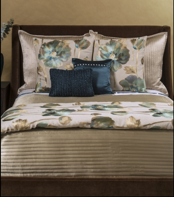 Opium Duvet Set, Turquoise   Ann Gish Awesome Ideas