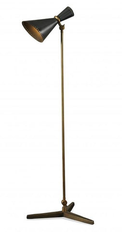 Oristano Floor Lamp - Mr. Brown