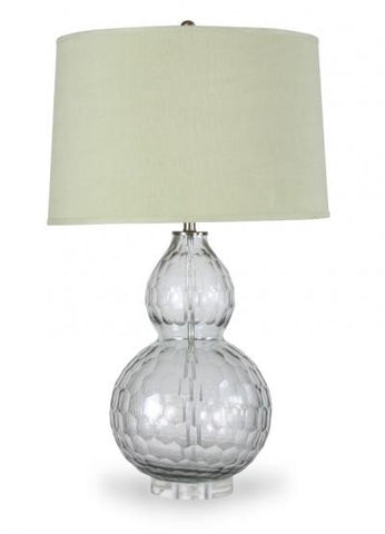 Parker Table Lamp, Clear - Mr. Brown