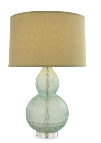 Parker Table Lamp, Seafoam - Mr. Brown