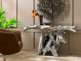 Brivo Freeform Console Table - Phillips Collection