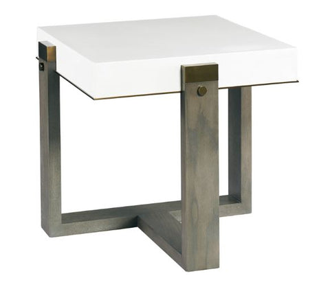 Paolo End Table - Modern Living by Lillian August