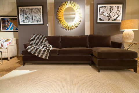 Patrick Sectional - Bernhardt Furniture