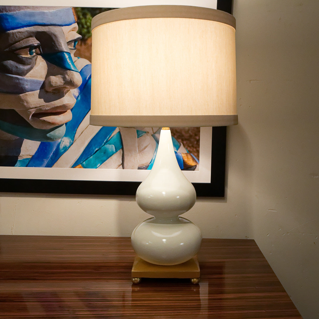 Pinched Vase Lamp   Wildwood Lamps U0026 Accents