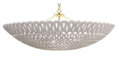 Pipa Bowl Chandelier - Oly Studio