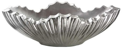 Silver Poppy Planter - Dimond Home