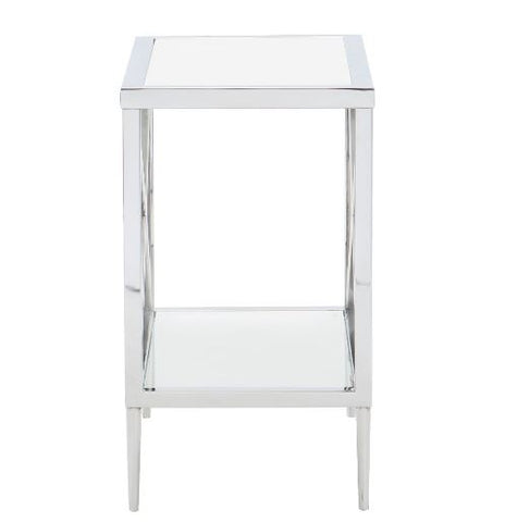 Portola Metal End Table - Bernhardt Furniture