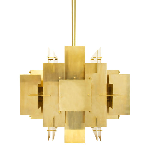 Puzzle Chandelier - Jonathan Adler