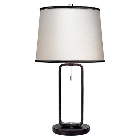 Devin Table Lamp Chocolate - Ralph Lauren