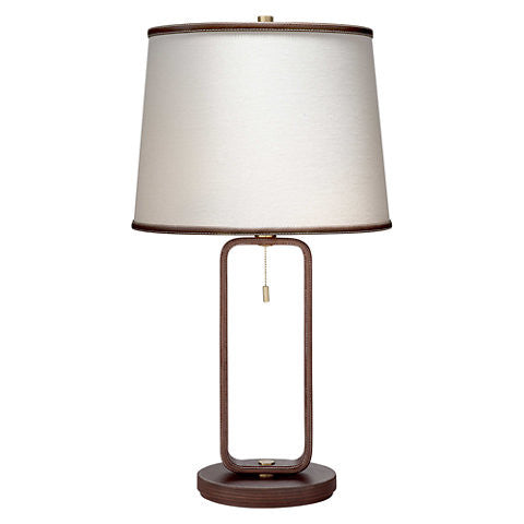 Devin Table Lamp Saddle   Ralph Lauren