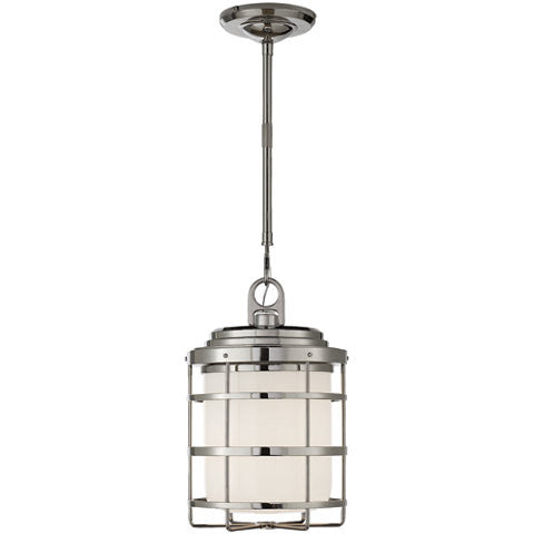 Crosby Extra Large Pendant Polished Nickel - Ralph Lauren