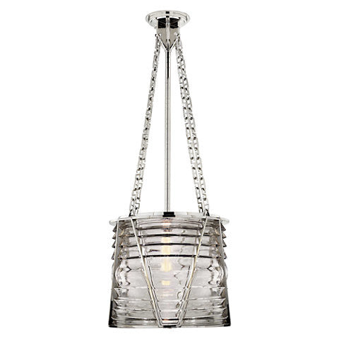 Chatham Large Pendant Nickel - Ralph Lauren