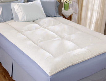 Restful Nights Down Alternative Fiber Bed Queen - Pacific Coast Feather Company