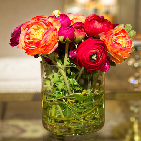 Natural decorations inc reproduction flowers luxe home philadelphia ranunculus ndi mightylinksfo