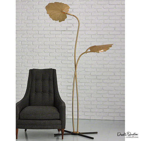 Rimini Floor Lamp - Global Views