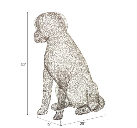 Crazy Wire Retriever, Large - Phillips Collection