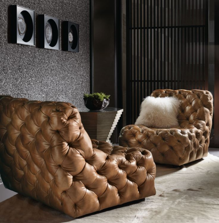 Admirable Rigby Leather Chair Bernhardt Furniture Luxe Home Download Free Architecture Designs Photstoregrimeyleaguecom