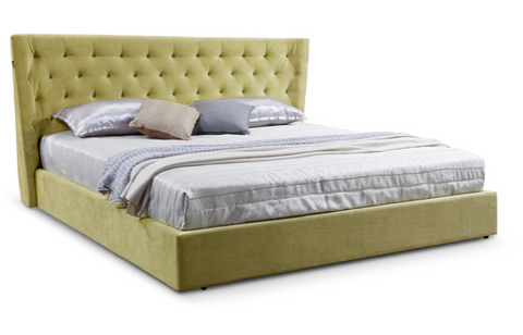 Romeo White Bed - Bellini Modern Living
