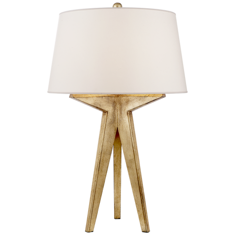 Russell Modern Tripod Table Lamp - Visual Comfort