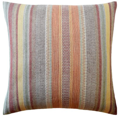 Rustic Stripe Pillow - Ryan Studio