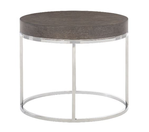 Riverside Round End Table - Bernhardt Furniture