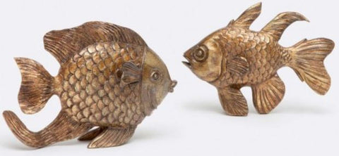 Sahen Fish Sculptures - Made Goods