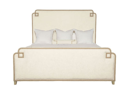 Savoy Place Upholstered Queen Bed - Bernhardt Furniture