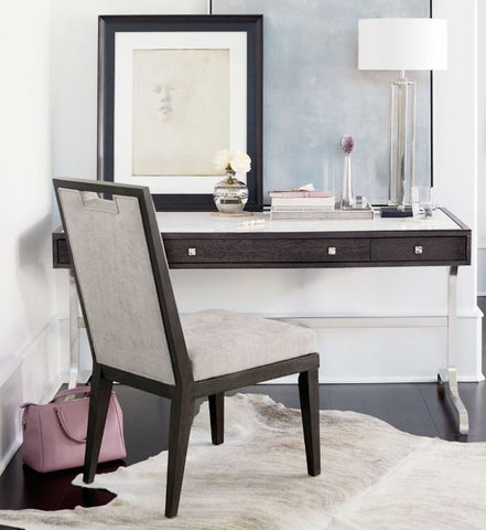 Decorage Side Chair - Bernhardt Furniture