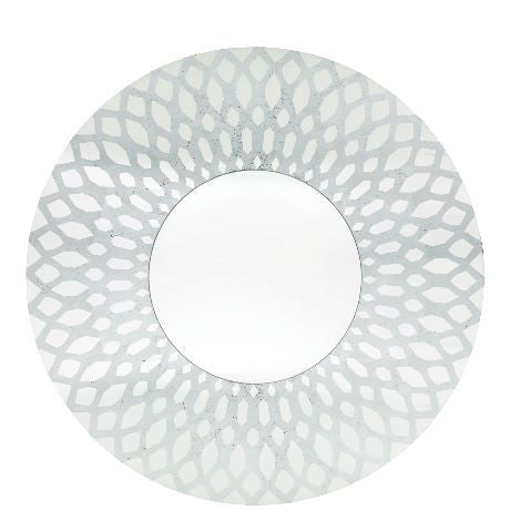Sutton House Round Mirror - Bernhardt Furniture