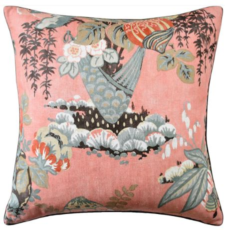 Fairbanks Pillow - Ryan Studio