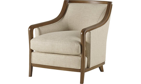 Salon chair baker furniture luxe home philadelphia for Affordable furniture in baker