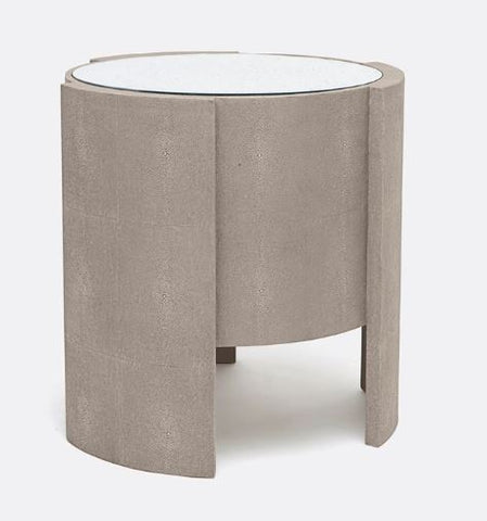 Harriet Side Table, Sand - Made Goods