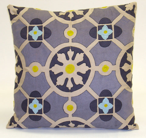Santiago Mosaic Pillow - Sabira Collection