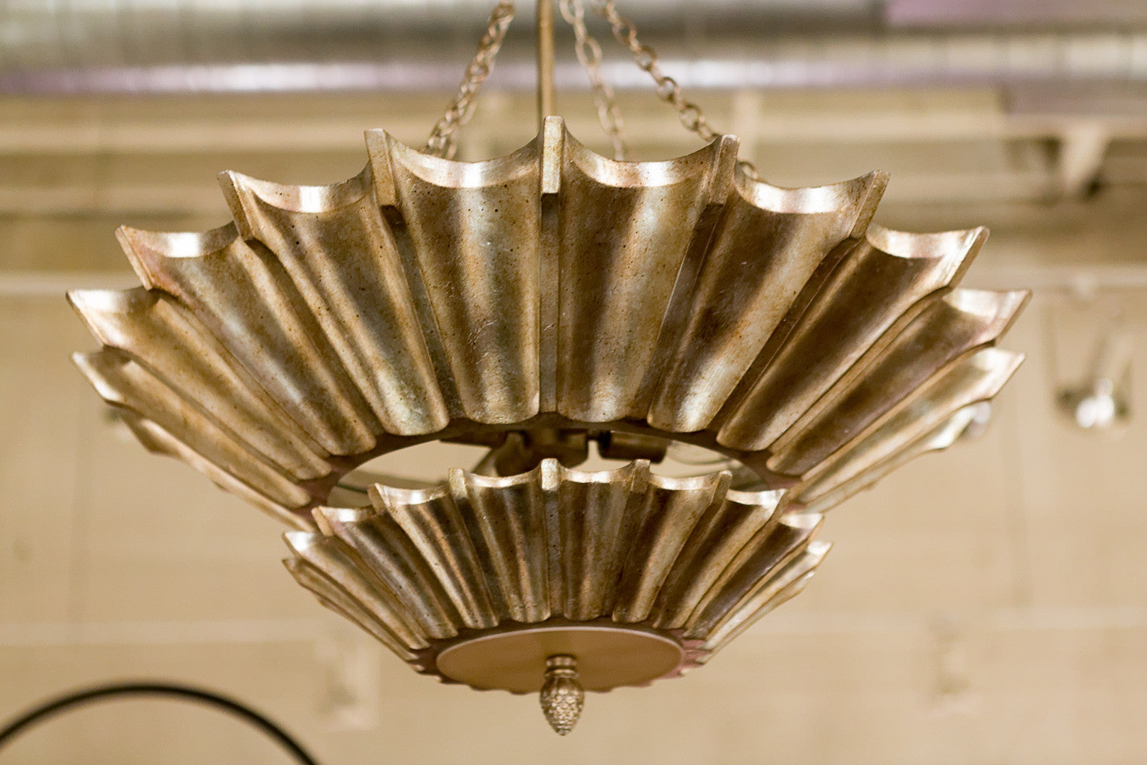Sarea two tier chandelier made goods luxe home philadelphia sarea two tier chandelier made goods arubaitofo Image collections
