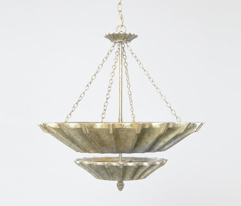 Sarea Two Tier Chandelier - Made Goods