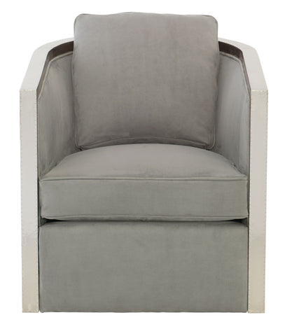 Sasha Swivel Chair - Bernhardt Interiors