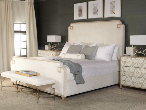 Savoy Place Uph Queen Bed - Bernhardt