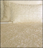 Silk Rose Ivory King Coverlet - Ann Gish