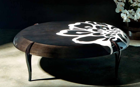 Chrysanthemum Coffee Table - Matsuoka International